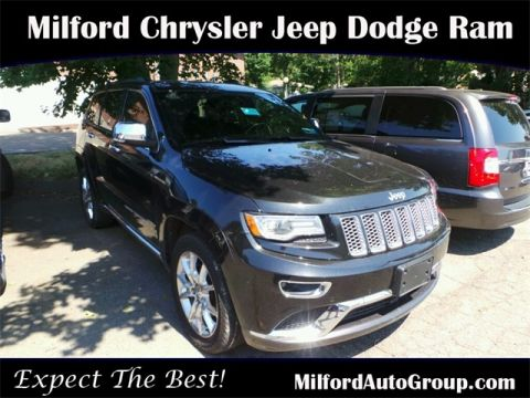 Certified Pre-Owned 2014 Jeep Grand Cherokee Summit